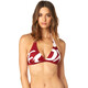 Fox Rodka bikini Dames rood